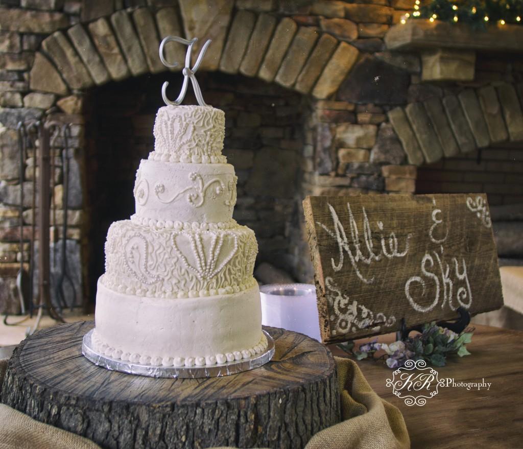 Burk Farm Wedding