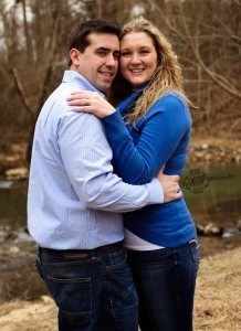 Engagement photos cartersville ga