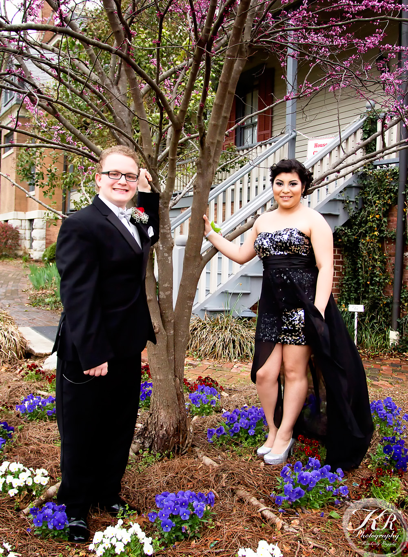 Cartersville prom, Cartersville GA, Roselwan