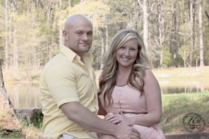 portraits, berry college, engagment photos
