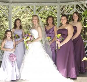 bridemiads, cedart plantation