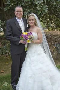 wedding, bride, cedar plantation