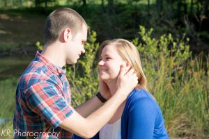 abby and Brandon Engagment photos