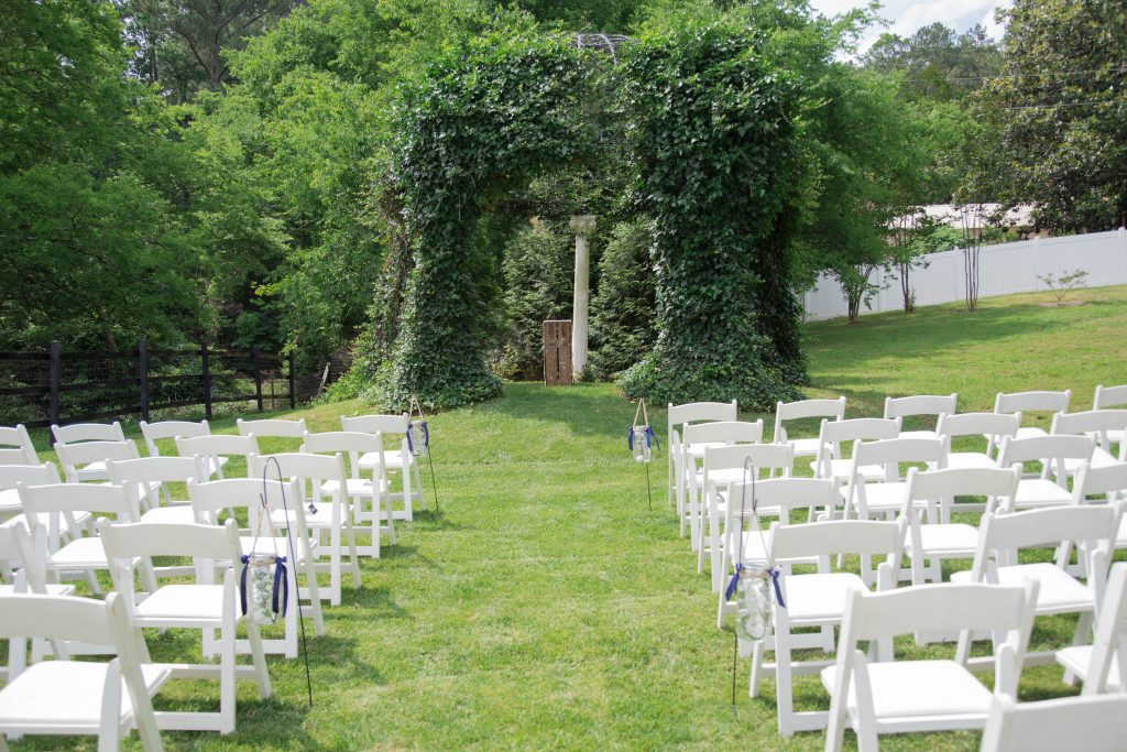 Alatoona Inn Weddings Cartersville GA
