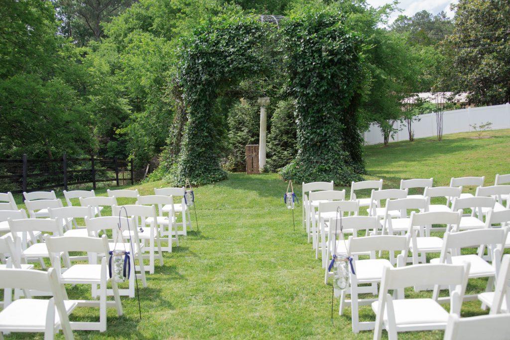 Alatoona Inn Weddings Cartersville GA